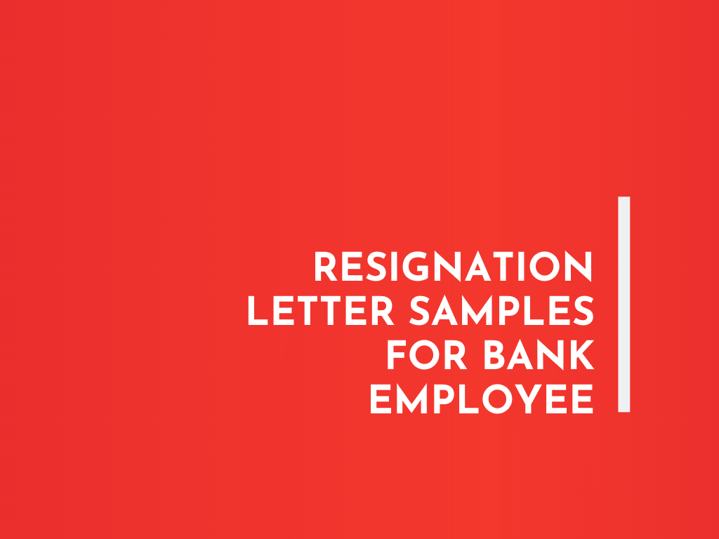 Resignation Mail Sample from writolay.com