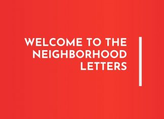 New Resident to Neighborhood Letters