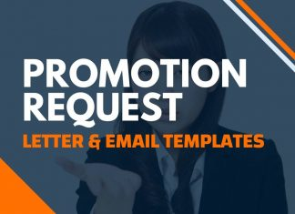 Promotion Request Letters & Email